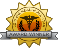 2015 Work Group Health All-Star Award
