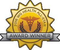 2016 Work Group Health All-Star Award