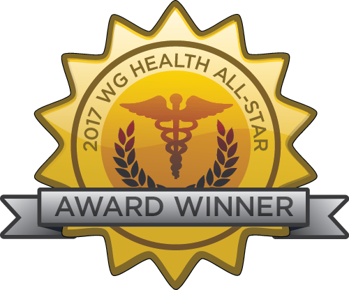2017 Work Group Health All-Star Award