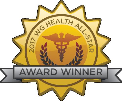 2017 Work Group Health All-Star Award