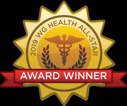 2019 Work Group Health All-Star Award